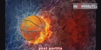 LIVE - facebook 28/1 Parliamo insieme di Blu Basket Treviglio - Fortitudo Agrigento 82-76
