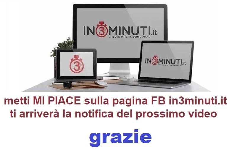 https://www.facebook.com/in3minuti.it/
