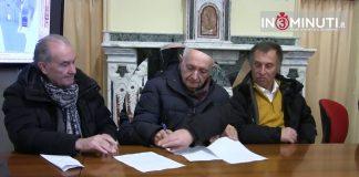Davide Sardo ha Intervistato Don Pontillo, parroco della Cattedrale di Agrigento e Lillo Firetto.