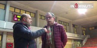 Girgenti Giants Danilo Verruso ha intervistato il coach Ettore Castorina, e i cestisti Samuele Di Maggio, Marcello Puccio, Daniele Morreale