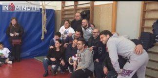 Interviste di Danilo Verruso a Yari Pedalino capo reparto, Bruna De Leo guida e Andrea Milazzo allenatore della A.S.D. Trinacria.