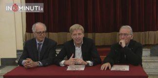 Lillo Firetto, Antonio Liotta, Francesco Principato e Diego Romeo