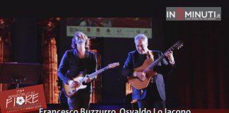 Antonella Ruggiero accompagnata da Francesco Buzzurro e Osvaldo Lo Iacono