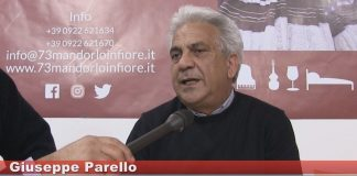 Direttore del Parco archeologico valle dei templi Giuseppe Parello. intervistato da Camillo Bosio. www.in3minuti.it