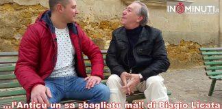 Gigi Finestrella: Nicuzza è mia madre. Lunedì 12 marzo …l'Anticu un sa sbagliatu mà!! di Biagio Licata