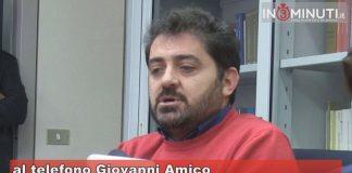 Giovanni Amico, Camillo Bosio