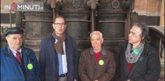 Il delegato FAI di Agrigento Giuseppe Taibi e Vittorio Nocera, ci presentano la miniera Cozzo Disi di Casteltermini.