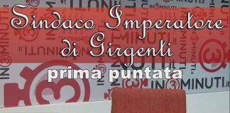 Lillo Firetto, Camillo Bosio, SINDACO IMPERATORE di GIRGENTI