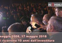 Oggi, 17 maggio 2018, ricorrono 10 anni dall'investitura di don Franco Montenegro quale arcivescovo dell'arcidiocesi di Agrigento.