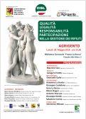 convegno organizzato il 28 maggio scorso dalla CISL di Agrigento