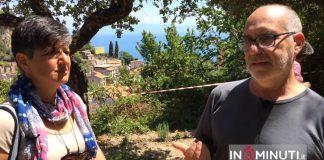"""Ascoltiamo in proposito Marco Monforte, dirigente del circolo ed ideatore del progetto """"Giardino dei Semplici"""". Di Claudia Casa"""