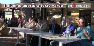Apertura terzo varco, intervento integrale dell'assessore BBCC Sebastiano Tusa