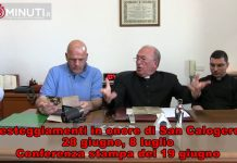 Festeggiamenti, San Calogero, inizieranno il 28 giungo e si concluderanno l'8 luglio