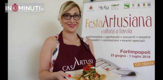 L'ambito premio, istituito in onore di Marietta Sabatini — formidabile domestica di Pellegrino Artusi, autore della Scienza in cucina e l'arte di mangiare bene — è giunto alla XXII edizione. I sei finalisti, provenienti da diverse regioni d'Italia, si sono sfidati a colpi di mestolo nella mattina di oggi, 24 giugno 2018, presso la scuola di cucina di Casa Artusi. Al primo classificato andrà un premio di 1.000 euro offerto da Conad.