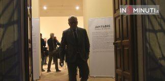 """Jan Fabre – Ecstasy & Oracles: l'assessore regionale BBCC Sebastiano Tusa ci spiega i vantaggi... """"cultura di alto livello"""""""