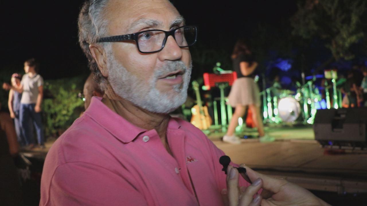 Da Catullo a Rosa Balistreri, QuelkedCesare, Maestro Vincenzo Paci, primo clarinetto Fenice di Venezia