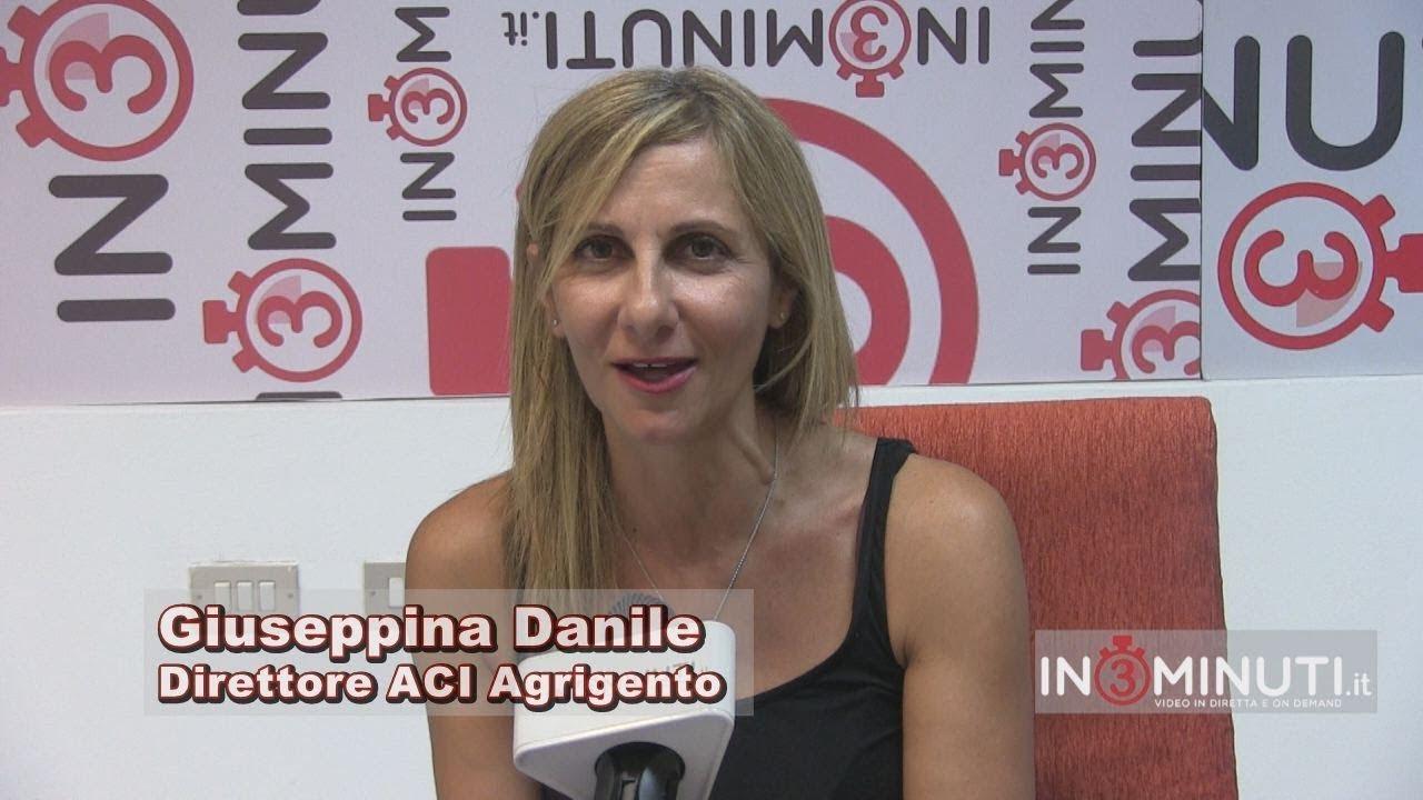 5 ORE IN PISTA X LA VITA, Giuseppina Danile