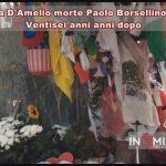 strage Paolo Borsellino e la sua scorta. Roberta zicari