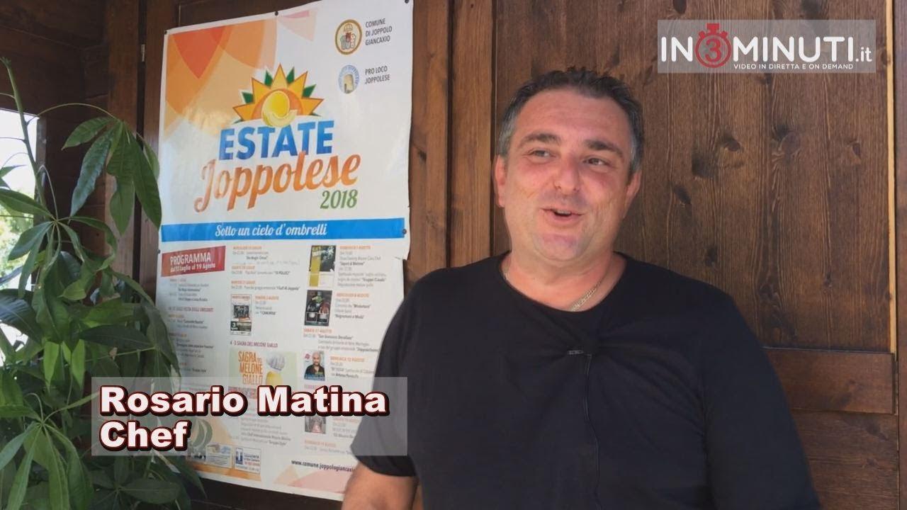 Sagra del melone giallo, Joppolo Giancaxio, Claudia Casa