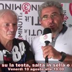 Pierluigi Cappello e Franco Tedesco.