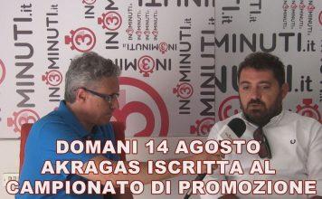 akragas iscritta in promozione