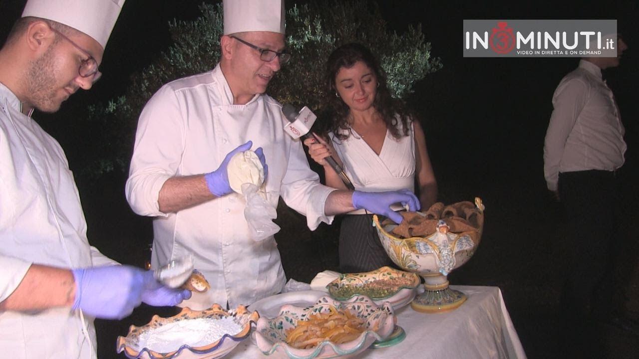 Cannolo Siciliano, Salvatore Gambuzza, Roberta Zicari, Villa Athena