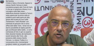 IDA CARMINA, Camillo Bosio
