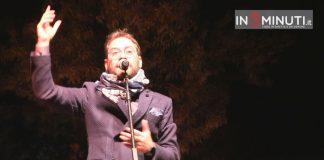 Intangibile in Tangibile, concerto di musica Etnica, Mario Incudine, Eugenio Bennato, Alfio Antico, Pietra Montecorvino,