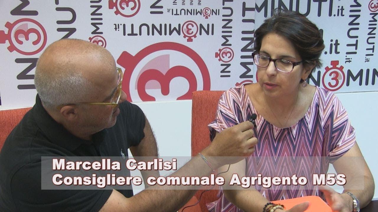 Marcella Carlisi, M5S