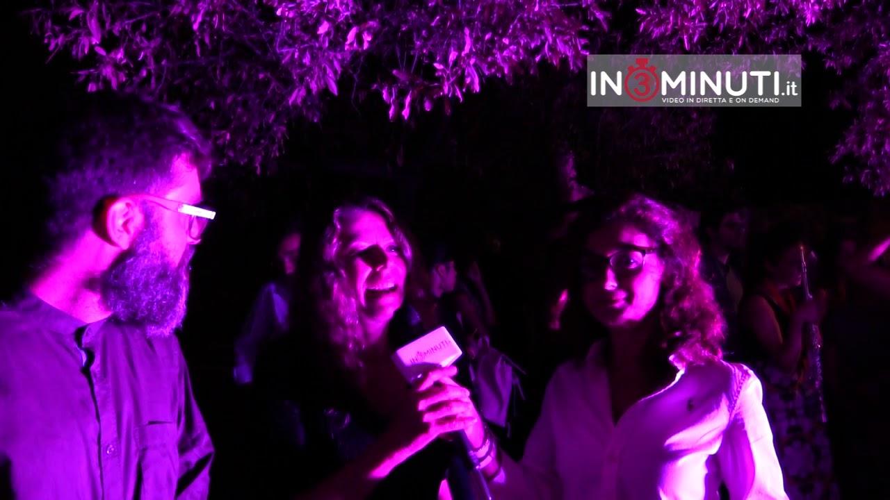 Brunori Sas, Amanda Sandrelli e Paolo Benvegnu' accompagnati dall'orchestra multietnica di Arezzo diretta da Luca Baldini