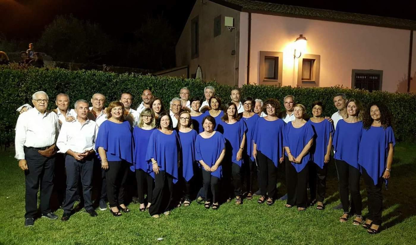 """Lilia Cavaleri, coro polifonico """"Magnificat, alessandro patti,"""