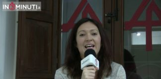 Angela Indelicato, docente di psicologia dell'arte presso l'Accademia di Belle Arti di Agrigento