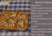 Rotolo di melanzane di Benedetta Lauricella