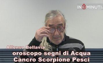 Oroscopo febbraio segni di acqua, Cancro, Scorpione, Pesci, di Alfonso bellavia