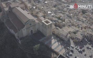 Riapre la Cattedrale! Bernardo Agrò …su un video realizzato con il drone