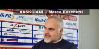 ASKCIANI,  la risposta del coach Franco Ciani a Marco Boschetti, di Salvo Trifirò