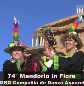 74 Festival Mandorlo in Fiore, PREMIAZIONE TEMPIO D'ORO 2019