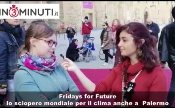 Fridays for Future a Palermo.  Di Roberta Zicari