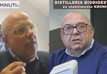 Distilleria BIODIGESTORE ex Stabilimento Kronion, perchè ci bloccano?