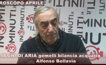 OROSCOPO aprile, segni di ARIA, gemelli, bilancia, acquario, di Alfonso Bellavia