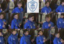 Scuola Calcio Athena, Sorce presenta i pulcini a Firetto