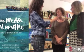 """""""In mezzo al mare . Storie di giovani rifugiati"""", di Mary Beth Leatherdale"""
