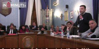 Bocciata la sfiducia al sindaco di Porto Empedocle Ida Carmina, Giuseppe Todaro