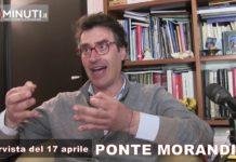 PUDM, Ponte Morandi e non solo, ascoltiamo Alfonso Cimino, intervista del 17 aprile