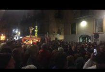 Processione Venerdi Santo 19 aprile 2019