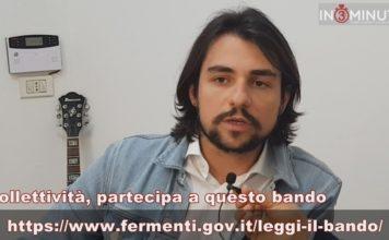 Bando FERMENTI, giovani sinergie trasformano il Paese, Michele Sodano