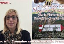 Il Cammino sulla Magna Via Francigena per sensibilizzare nei confronti dei malati di fibromialgia