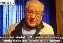 il ruolo del viadotto Morandi nela paesaggio della Valle dei Templi di Agrigento, Giuseppe Gangemi