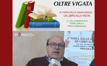 8^ Fiera delle Associazioni, UN LIBRO ALLA VOLTA, TORRE CARLO V, il programma di oggi 19 maggio