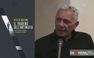 """""""io credo che Montante sia stato prodotto in un laboratorio politico sbirresco"""", Attilio Bolzoni"""
